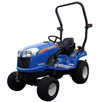 Tuinbouw tractoren